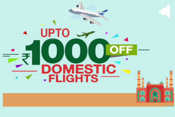 Deals On Domestic Flight