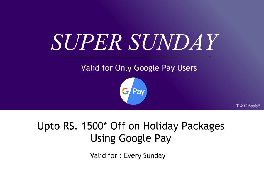 Super Sunday Deal